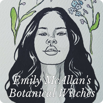 Emily McAllan's Botanical Witches