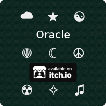 Oracle: Available on itch.io