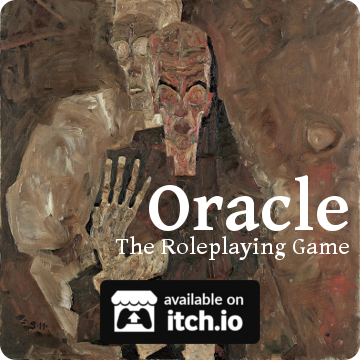 Oracle the Roleplaying Game: Available on itch.io