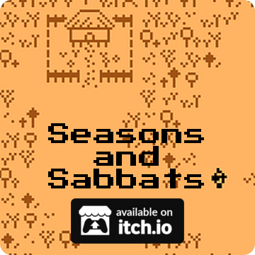 Seasons and Sabbats